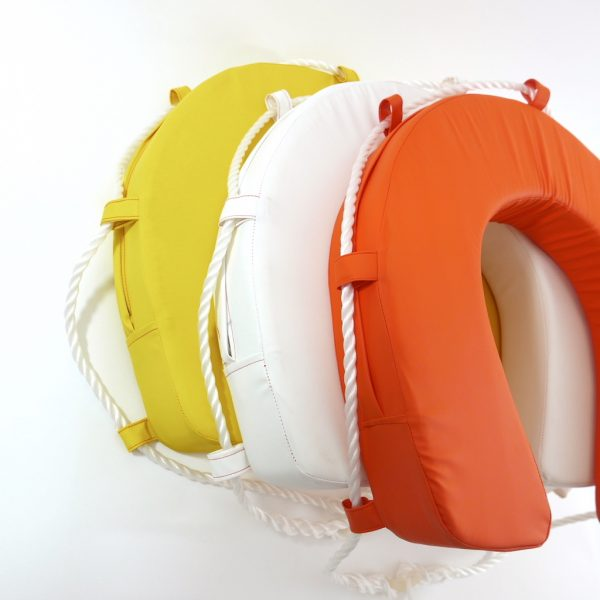 Horseshoe lifebuoy-Holder