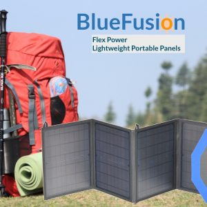 Flex Power Portable Folding Solar Panel
