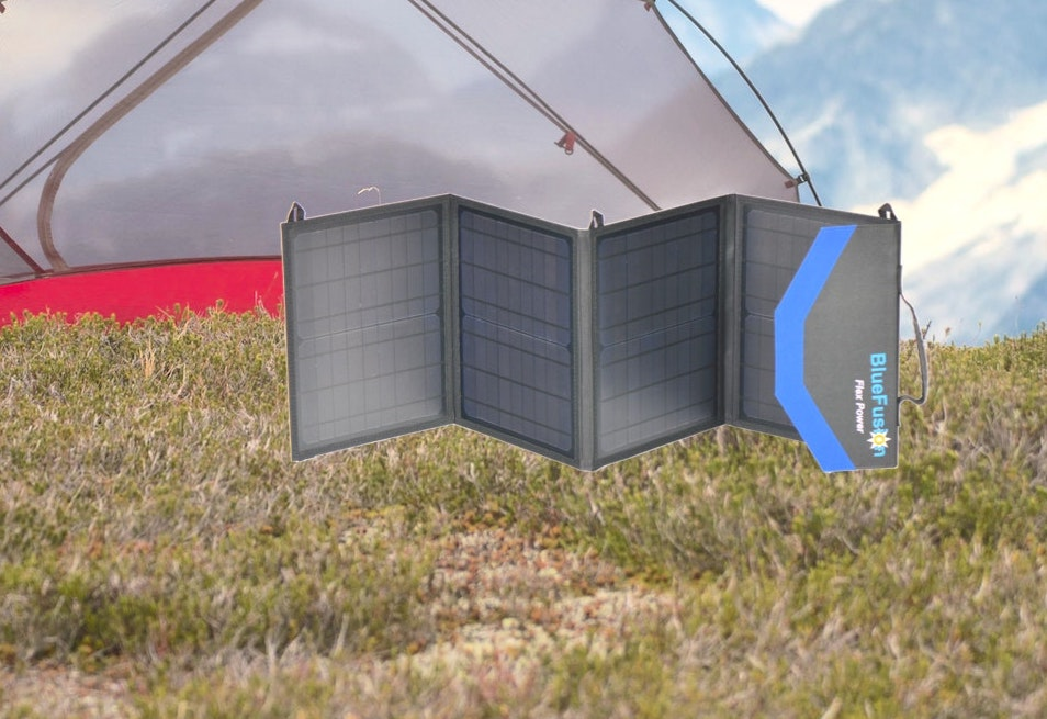 Portable Solar Packs