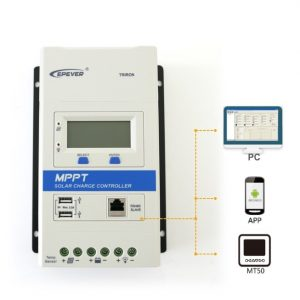 EPEVER TRIRON MPPT Controller