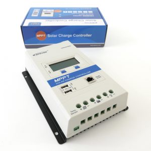 Solar Charge Controllers & Inverters