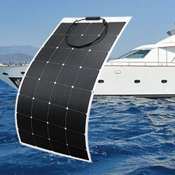 Marine, RV & Portable Solar Panels