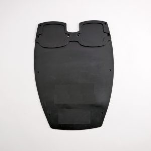 Outboard Transom Pad Large HDPE