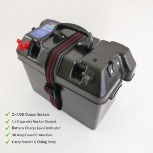 MD1306 - Trolling Motor Power Centre Battery Box