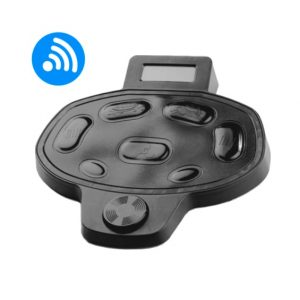 Cayman B GPS Foot pedal wireless